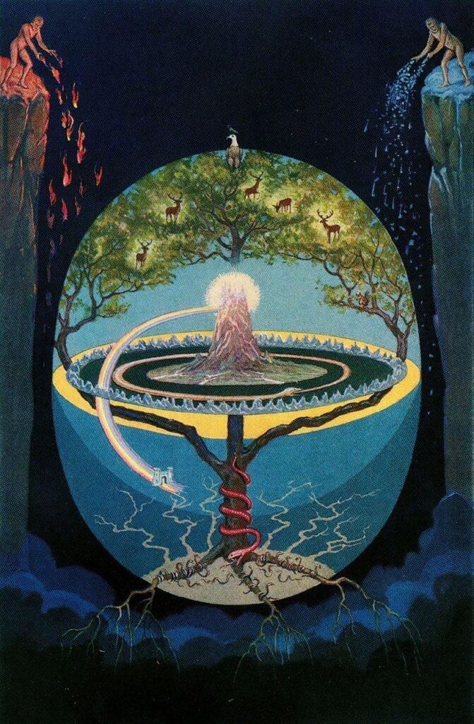Wicca, Ελλάδα, Κορρελλιανή Παράδοση, Παγανισμός μαγεια αθήνα θεσσαλονικη ναος κοσμογονια