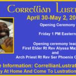 Ετήσια Συνάντηση της Κορρελλιανής Παράδοσης