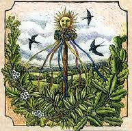 Bealteine, παγανισμός, wicca, sabbats, witches, maypole, πρωτομαγια