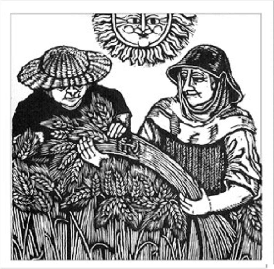 john barleycorn, wickerman , lughnasadh, lammas, ritual sacrifice, sabbat, wicca, paganism, παγανισμός, γιορτή θερισμού, Αύγουστος