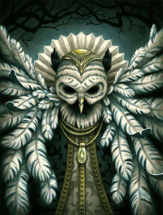 Blodeuwedd, παγανισμός, wicca, Κέλτες, δρυίδες, Arianrhod, Λευκή Θεά, κουκουβαγια